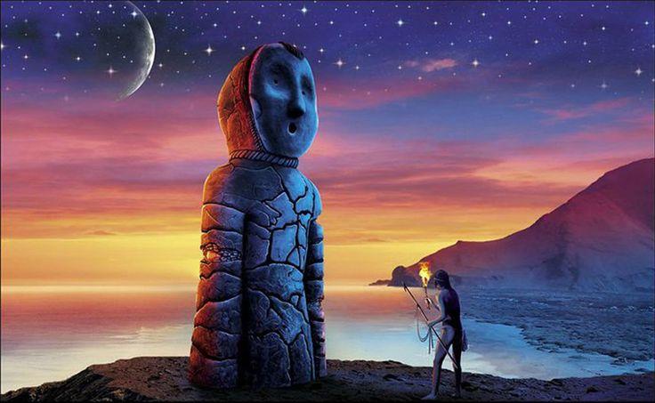 La momia chinchorro gigante de Arica en Camarones