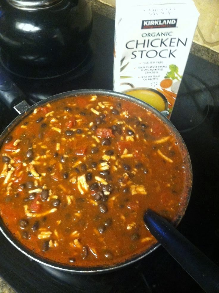 Healthy Happy Celiac: THM E MEAL- 30 Minute Chili: Thm E Meals ...