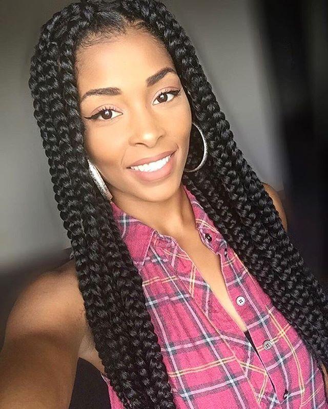 30 best single braids images on pinterest  box braids