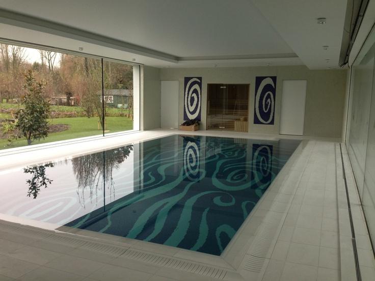 247 best indoor pool designs images on pinterest for Pool design concepts sarasota