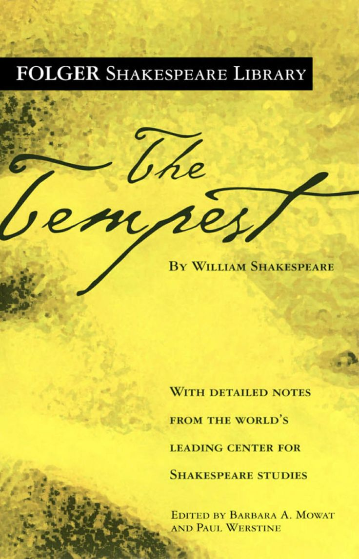 a summary of the play the tempest by william shakespeare Complete summary of william shakespeare's the tempest enotes plot summaries cover all the significant action of the tempest.
