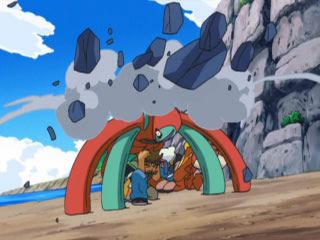 Anime - Pocket Monsters Diamond & Pearl - episode 112 - Filb.de