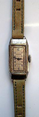 Tavannes, Art déco, rare montre bracelet dame, fonctionne , wristwatch 1920 | eBay