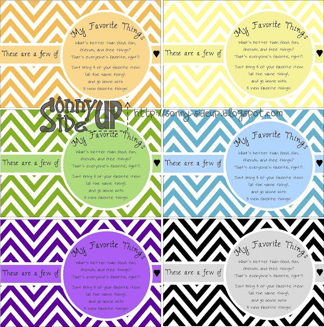 Favorite Things Party Invite: Favorite Parties, Favorite Things Party, Girls Night, Party Invitations, Fellowship Ideas, Parties Ideas, Parties Invitations, Favorite Things Parties, Invitations Preview