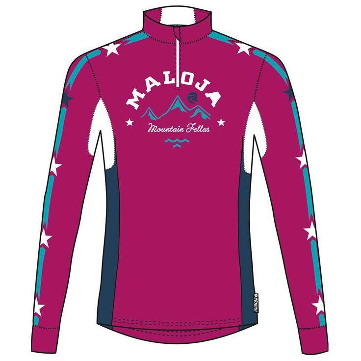 Maloja - RazielM Shirt fra Outnorth. Om denne nettbutikken: http://nettbutikknytt.no/outnorth-no/