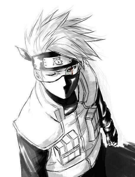 Hatake Kakashi, Sharingan; Naruto