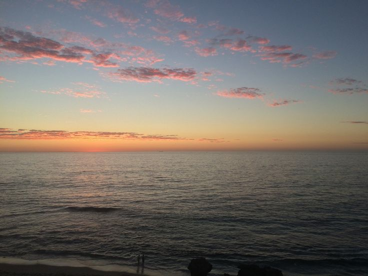 North Beach, Western Australia, evening of the Summer Solstice. [3264 x 2448] [OC].