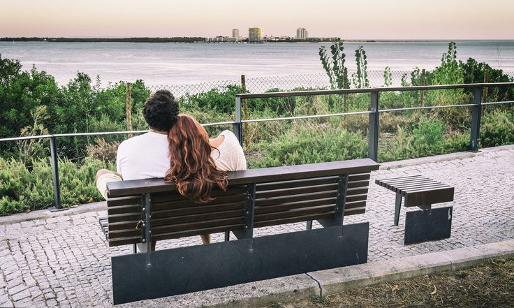 https://flic.kr/p/Bhqa2c | Affection #sea #water #sky #man #woman #affection #love #care