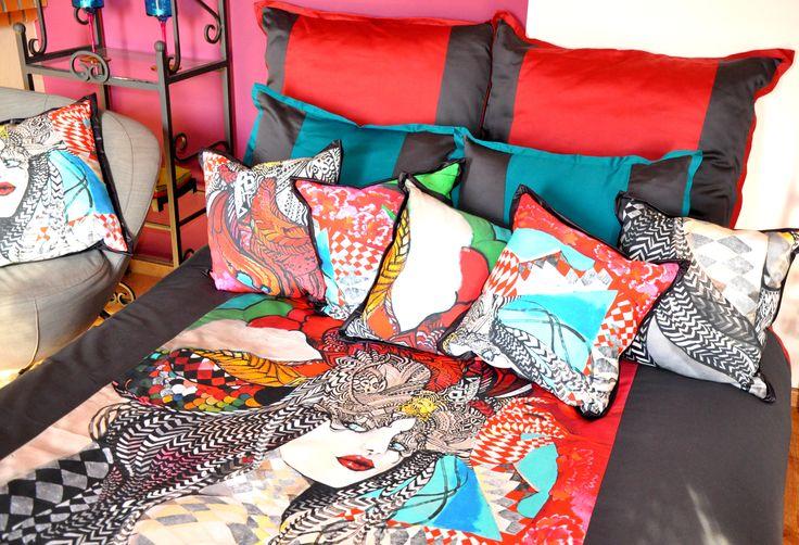 Propozycja designOmania home: Sypialnia by Maggie Piu