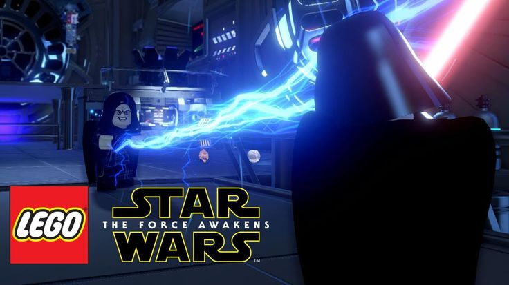 LEGO STAR WARS The Force Awakens Gameplay Part 1 (PC)