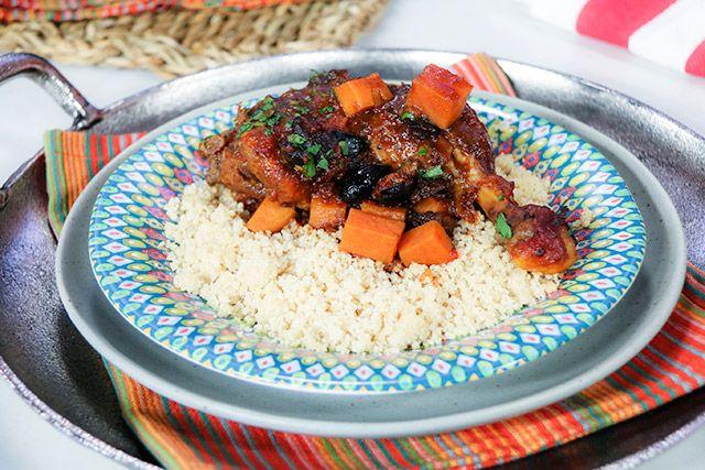 The Marilyn Denis Show | Moroccan Chicken Tagine Stew