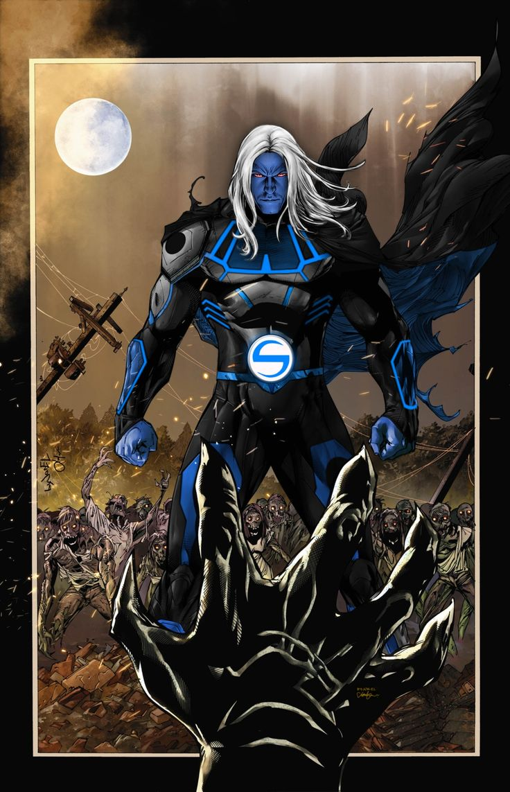 sentry marvel comics - Google Search