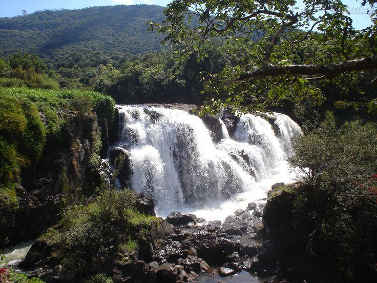 Cachoeira em Poços de Caldas - Minas Gerais my state in Brazil
