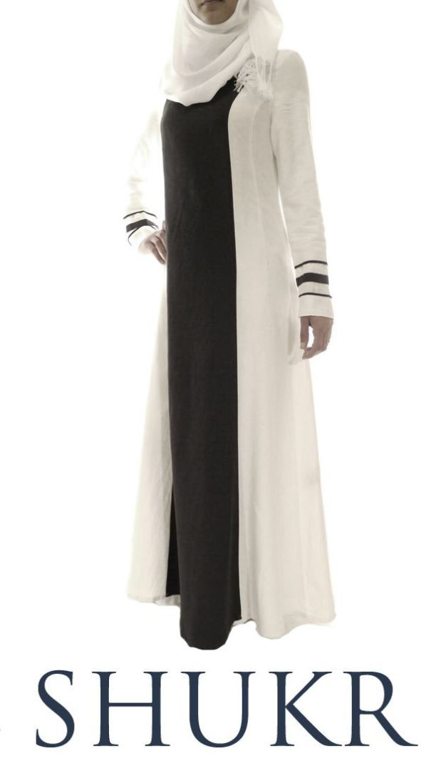 The new abaya is nothing like the abaya you imagined. It's sleek, it's modern, it's casual, it can be worn to the mall, to the masjid, or out for a meal.