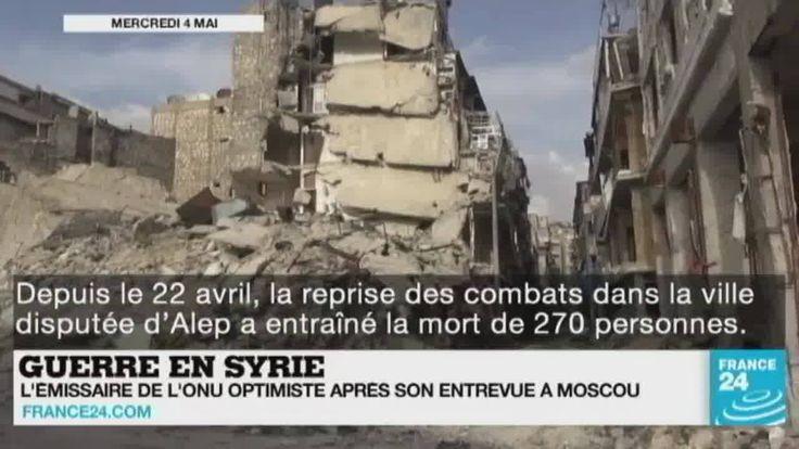 Guerre en #Syrie, crises politiques au #Brésil et au #Venezuela, incendie gigantesque au #Canada.... Le point sur l'actualité en VIDÉO