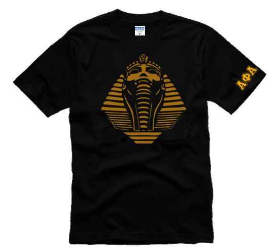 Alpha Phi Alpha Fraternity Greek T-shirt by MVdesigngroup on Etsy