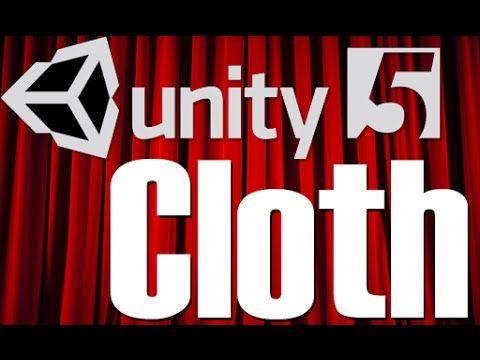 Unity 5 Cloth Tutorial