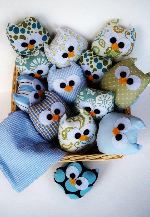 Owls, owls, owls, owls, owls!