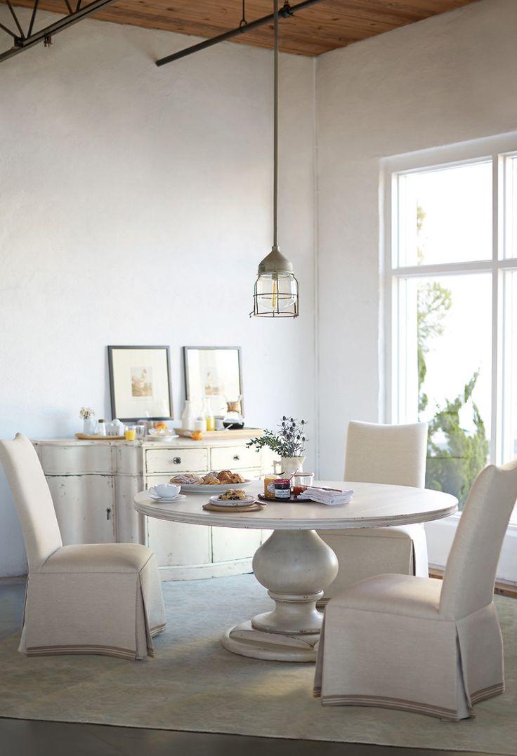 Round Kitchen Table White 17 Best Ideas About White Round Dining Table On Pinterest Round