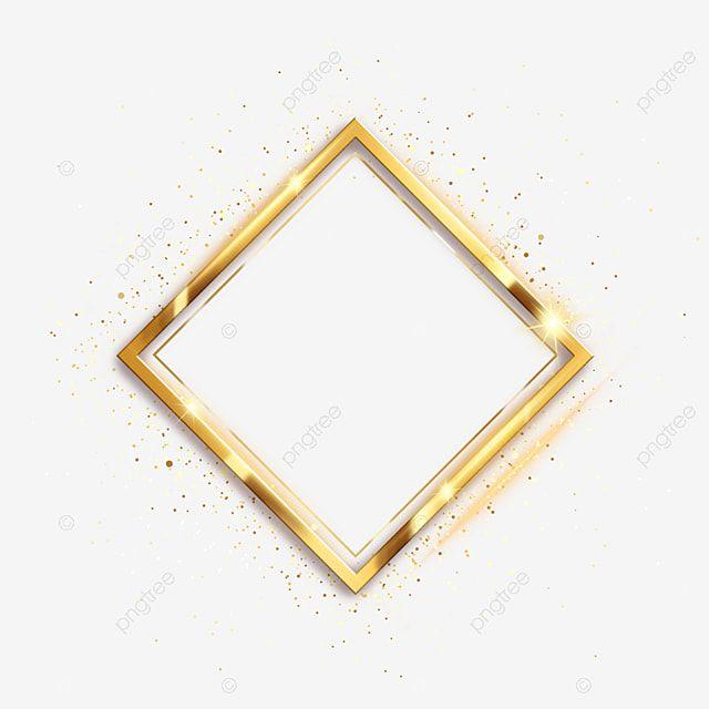 Blestyashaya Blestyashaya Metallicheskaya Zolotaya Kvadratnaya Ramka Sverkanie Osnovnoj Moment Metall Png I Psd Fajl Png Dlya Besplatnoj Zagruzki In 2021 Glitter Frame Square Frames Frame