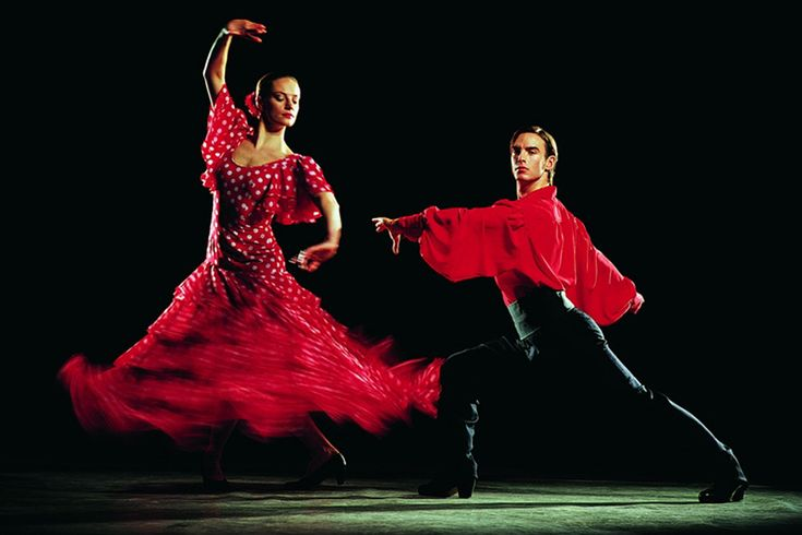 танец фламенко