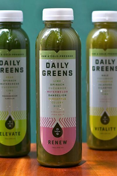 Daily Greens | Ana Perkins' Essentials | Camille Styles