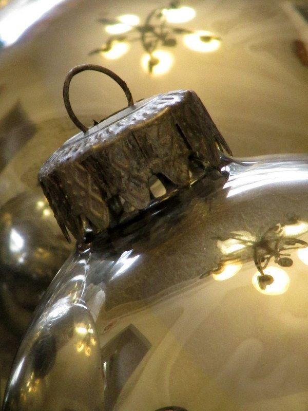 Hometalk :: How To Make Vintage DIY Mercury Glass Ornaments