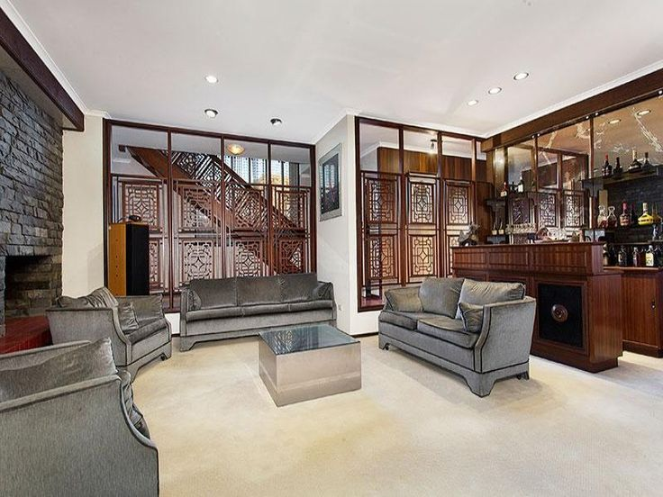 Mid Century Home Caulfield Melbourne VIC Jakob Rudowski Dario Zoureff Era Furniture Cabinetry Room Divider | Pinned by 360 Modern Furniture