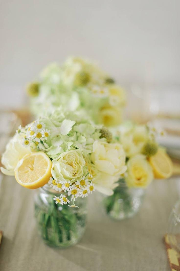 pale yellow, ivory and lemons   #yellow