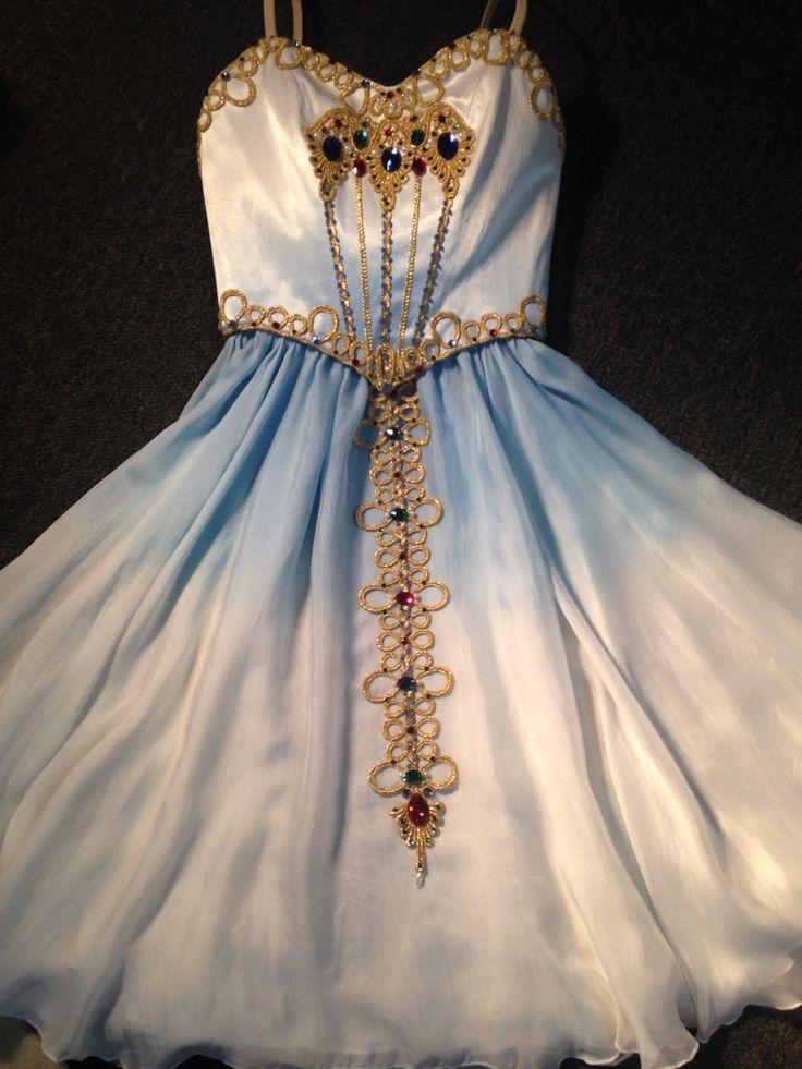 quotpas de troisquot costume from quotswan lakequot by heather lerma