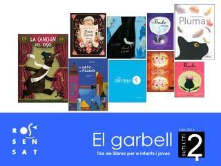 Recomancions del Seminari de Bibliografia Infantil i Juvenil de la Bteca de Rosa Sensat.