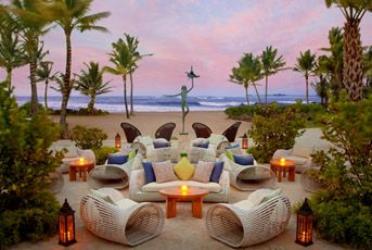 One of the only places to stay in PR. My wife and I love this location.  Puerto Rico Resorts | Luxury Hotels in Puerto Rico | The St. Regis Bahia Beach