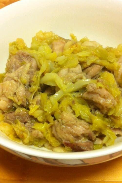 簡単!炊飯器でカルアチキン     材料は3つだけ!炊飯器で簡単!ハワイアン料理♪