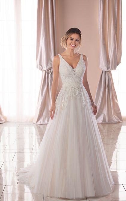 796787fa4471 Stella York 6821 | Plus Size Wedding Dresses | Wedding dresses ...