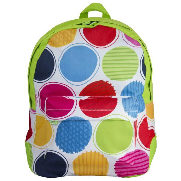 Mochila escolar Thanks!#backpack