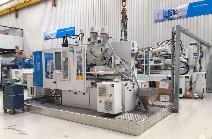 KraussMaffei CX 35-180 #KraussMaffei #CX #Blue #Power #plastic #injection #moulding #machine #plasticinjectionmoulding #Tepro #company #Turkey #distributor #engineeringpassion