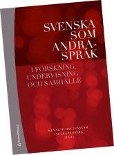 """Att utveckla litteracitet i vuxen ålder - alfabetisering i en tvåspråkig kontext av Qarin Franker. I """"den röda bibeln"""" av Kenneth Hyltenstam och Inger Lindberg. Från Studentlitteratur."""