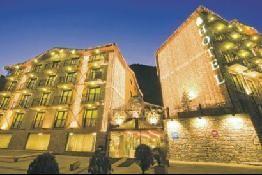 Hotel Princesa Parc, Andorra - skiing