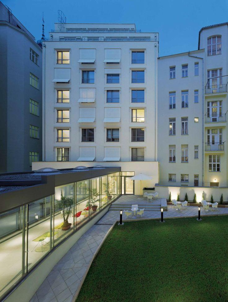 60 best september 2012 netherlands germany czech for Design hotel josef