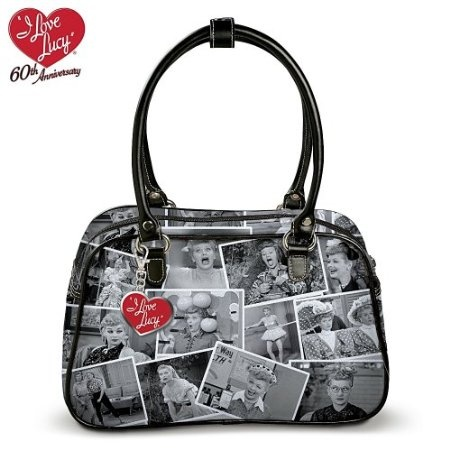 """Amazon.com: """"I LOVE LUCY"""" 60th Anniversary Purse by The"""