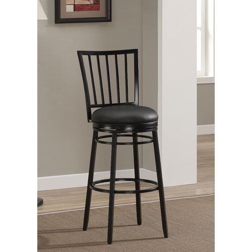 american heritage billiards easton 30inch swivel bar stool - 36 Inch Bar Stools