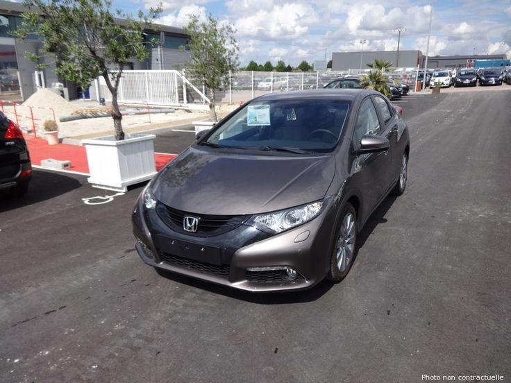 Honda Civic occasion ref 120883