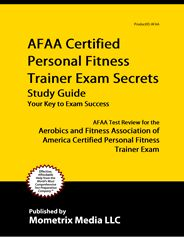 16 best afaa exam images on pinterest physical exercise group afaa aerobics and fitness association of america certified personal fitness trainer exam study guide fandeluxe Gallery