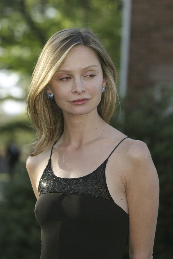 hot bare picture of calista flockhart