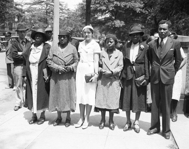 The international labor defense ild and the scottsboro case