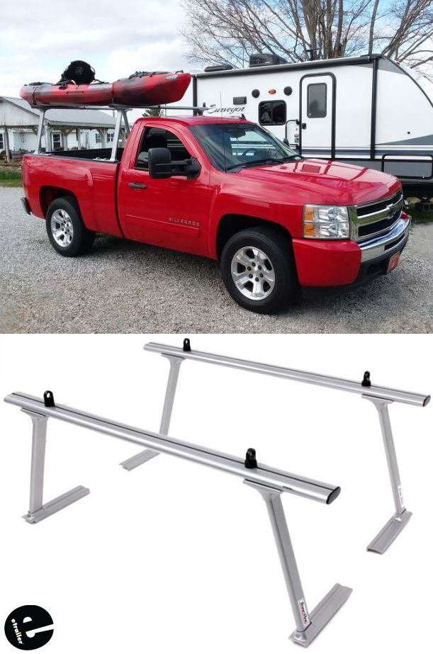 Thule Tracrac Tracone Truck Bed Ladder Rack Fixed Mount 800