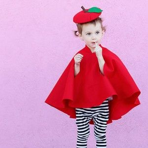 Instead of spending money on a store-bought Halloween costume for your kids this year, try your hand at one of these adorable homemade costumes.The best part? Each of these creative DIY costumes can be made without having to touch your needle and thread.