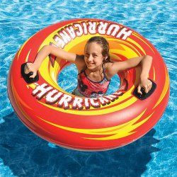 Hurricane Sports Swimming Pool Tube (127cm) double bonded handles   Swimming pool  or perfect for rafting