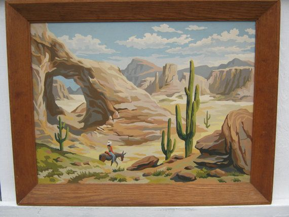 53 best images about mural on pinterest dolphins cactus for Desert wall mural