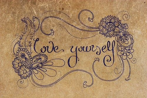 love yourself: Tattoo Ideas, Watercolor Tattoo, Life Lessons, Tattoo Patterns, New Tattoo, Love Quotes, Flowers Design, Inspiration Quotes, Love Other